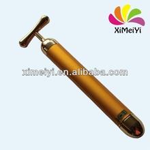 2014 Hottest Sale Home Use Electric Fce Slimming Vibrator beauty bar 24k
