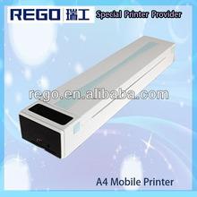 handheld thermal mini a4 mobile printer for document printing