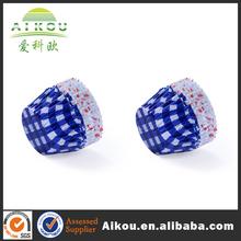 protección del medio ambiente contenedor de aluminio taza de pastel de imágenes