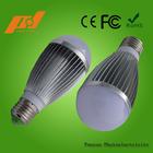 Super bright 80lm/w e27 led bulb light 7w 2000k-6500k