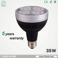 Dimmable 35W OSRAM par30 LED Spot Light E27 halogen lamp 220v 10w