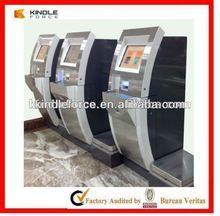 Custom ATM self operated/self-service machine cover metal parts