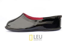 European rubber shoes