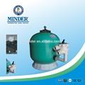 Firberglass 1.5 polegada válvula piscina Industrial filtro de areia
