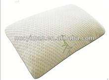 Noyoke shredded memory foam bamboo pillow