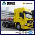 howo 371hp 6x4 camión tractor con precios más bajos de carga y de servicio pesado