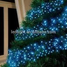 10 Meters 100 Blue Bulbs Led Christmas Tree Light Chain, Musical Christmas Tree Lights
