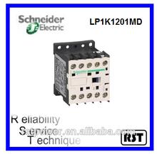 TeSys Telemecanique Schneider LP1K1201MD 3P 12A 220VDC Mini Contactor