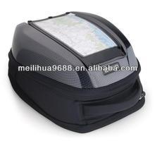 100% Wind/Water resistant 1000D nylon Motorcycle Tank Bag