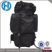 Hiking travel luggage bags with rain shade