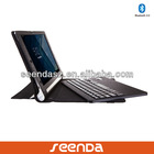 "7 inch keyboard tablet case with slim leather case for lenovo yoga 7""/10"""