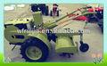 Mini equipos agrícolas tractor de motor y chasis 8-15hp caminar tractor