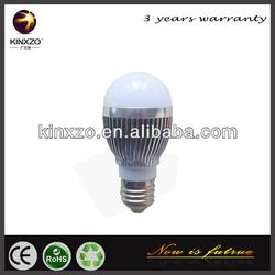 new design high effiency LED Light Bulb pure white led bulb raw material