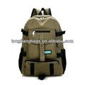militar 2014 nuevo estilo de la moda unisex adolescentes y senderismo mochila camping bolsa de la escuela