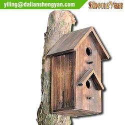 Outdoor Decorative Wooden Bird House,Chinese Bird House