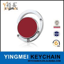 G01018-0 Red peg printing purse bag hanger hook