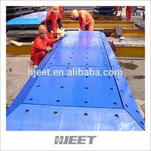 Ultra-high molecular weight polyethylene.UHMWPE fender sheet