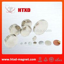 Top Sale Neodymium Magnetic Disc