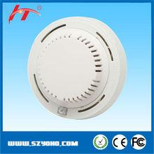 Yh-1098 fuego detector de humo alarma, precio de fábrica del fabricante 12 v detector de humo