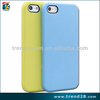 soft hand feeling TPU cover case for apple iphone 5 5s