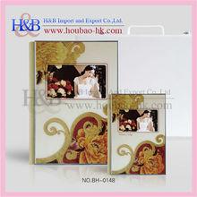 PVC Sheets Fancy Acrylic Cover Self Adhesive Sheets Photo Album