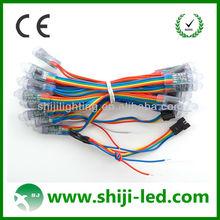 SD control RGB 50pcs per string led string light logo advertisement