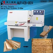 Shengong square sawmill machine,MJF142B-0824