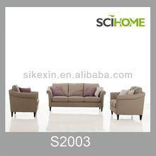 modern furniture 3 2 1 seat cheap fabric sectional scandinavian sofa