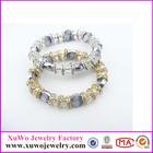 2014 Trendy handmade religious crystal Bracelet(XWS-1001)