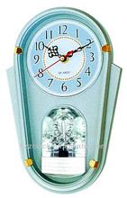 Fashion Quartz Wall Clock With Rotator