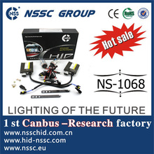 NSSC car lighting hid kit H4 xenon lamp,kit xenon hid manufacturer