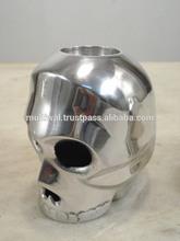Halloween Small Skull Candle Holder Tea Light,Halloween skull decorative candle holder