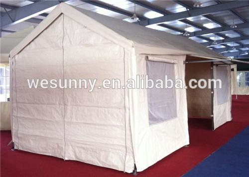 WG-014 big metal car outdoor gazebo tent