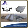 LED Aluminium Extrusion with Transparent PC Cover