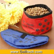 Portable Wholesale travel folding dog bowls,Waterproof dog bowls