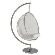 custom made hanging acrylic ball chair,children acrylic bubble chair