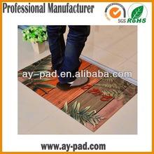 AY Custom Printed Rubber Floor Mat For Home Decoration, Household Door Mat
