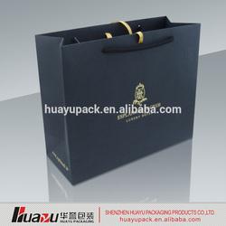 High quality Customized Logo Printed kraft paper bag wholesale