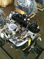 motor de fuente de la fábrica toyota 4y motor assy para hiace fábrica de coches en xiamen