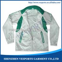 100% polyester latest custom sublimation jackets for men