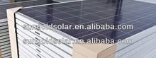 2014 High effeciency solar panel set 120W