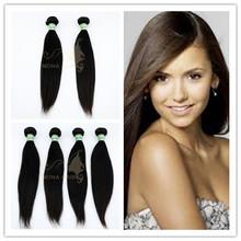 Free furcation !high quality human hair cambodian straight