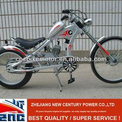50cc motorized choper bike with 1E40FA engine kit