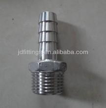 4 Inch Stainless Steel Nipple, Hose Nipple, SUS304