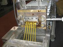 color MB/alloy/filling/pp/pe/pet/pve/abs granule making machine