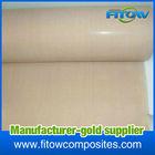 Teflon / PTFE Coated High Quality Fiberglass Cloth