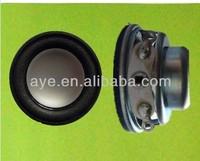 2014 new 31mm 4ohm 3W mini loudspeaker
