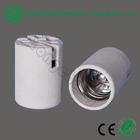 High quality e40 to e27 ceramic lamp adapter