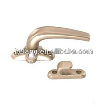 The internal and external open aluminum 7shape handle HL-111