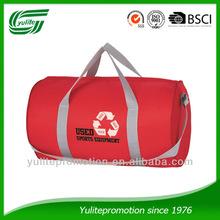Promotion Round Travel Duffel Bag Sport Bag Gym Bag